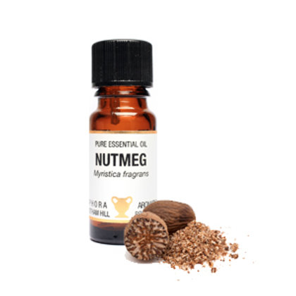 NUTMEG ESSENTIAL OIL(Body Pain Relief)