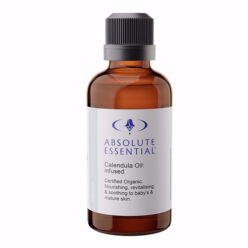 CALENDULA OIL (Cradle Cap, Menstrual pain and Diaper Rash)