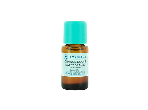 ORANGE SWEET ESSENTIAL OIL (Acne Prone Skin & Moodlifter)