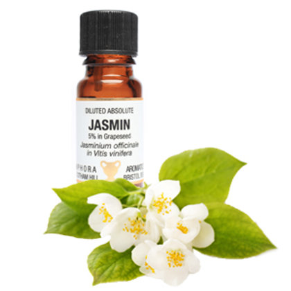JASMIN ABSOLUTE DILUTED OIL (5%)  (Dry Skin and Eczema)