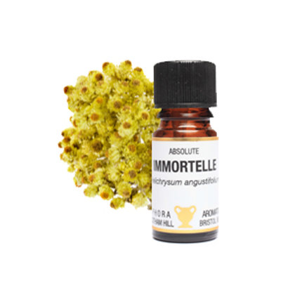IMMORTELLE ABSOLUTE OILS (Fights Allergies & Eczema)