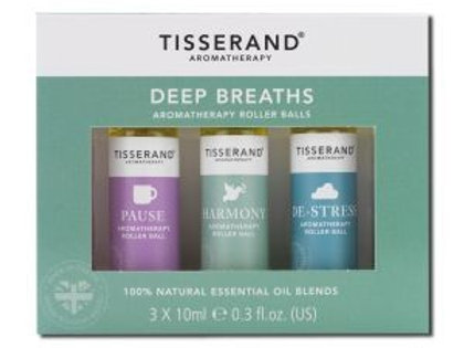 Deep Breaths (Pause, Harmony & De Stress)