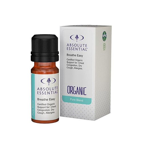 BREATHE EASY BLEND (Dry Cough and Chest Congestion)