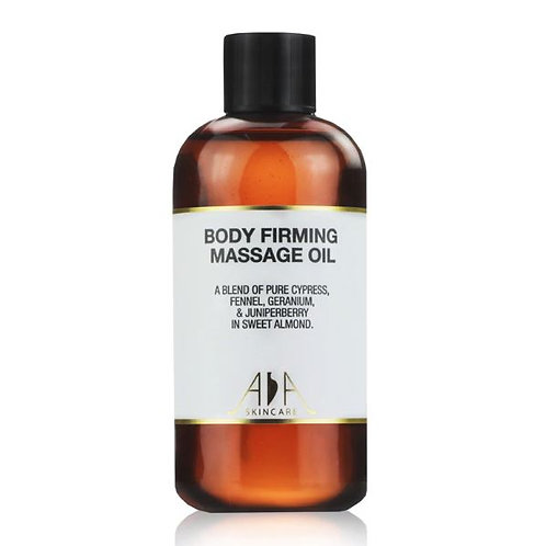 BODY FIRMING MASSAGE OIL (Tightens loose skin)