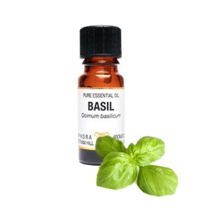 BASIL ESSENTIAL OIL (Headache Relief & Eases Tension)