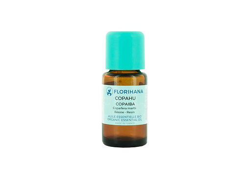 COPAIBA ESSENTIAL OIL (Reduces Pain & Inflammation)