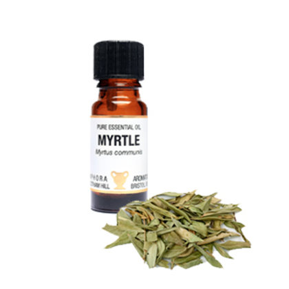 MYRTLE ESSENTIAL OIL  (Soothes breathing problem)