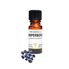 JUNIPERBERRY ESSENTIAL OIL (Relaxant & Sleep Aid)