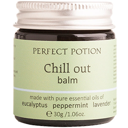 CHILL OUT BALM (Relaxing with cooling effect)