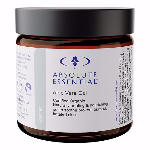 ALOE VERA GEL  (Fights Eczema)