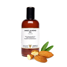 SWEET ALMOND OIL (Sensitive, Irritated or Chapped Skin)