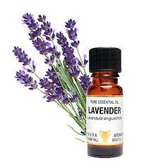 LAVENDER ESSENTIAL OIL (Anti-acne & Anti-Stress)
