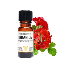 GERANIUM ESSENTIAL OIL (Fights Acne and Anxiety)