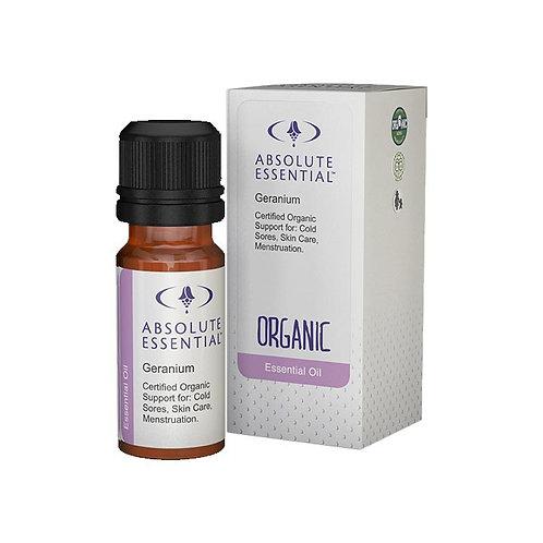 GERANIUM ESSENTIAL OIL (Skin Care and Toning)