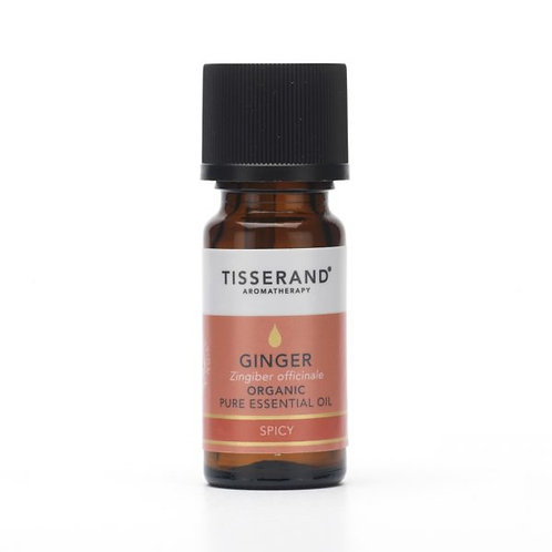 GINGER ESSENTIAL OIL (Body Pain)