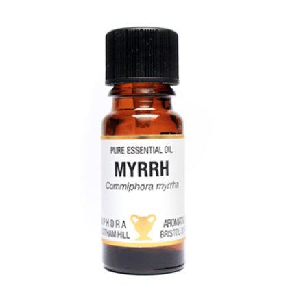 MYRRH ESSENTIAL OIL (Anti-Fungal)