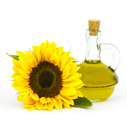 SUNFLOWER OIL (Lightens Dark Spots)