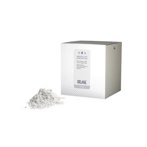 CLAY POWDER: ARGYLE WHITE (Cleansing Mask/Talc Free Alternative)