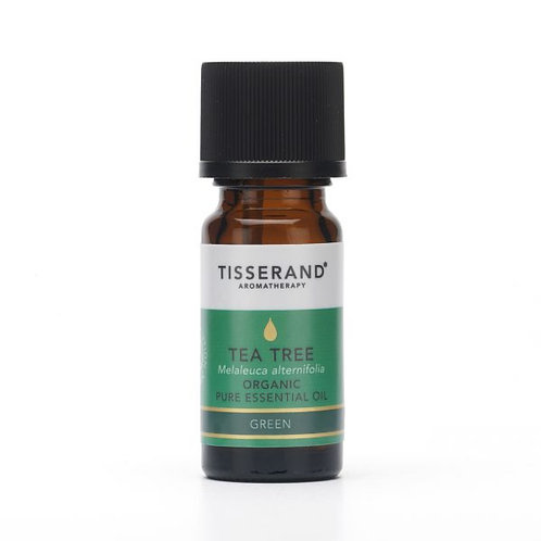 TEA TREE ESSENTIAL OIL (Supports immunity, respiration and relaxation)