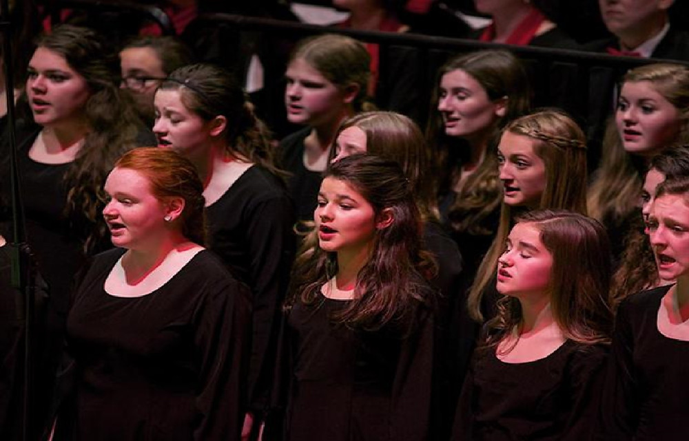 Grand Rapids Symphony Youth Chorus