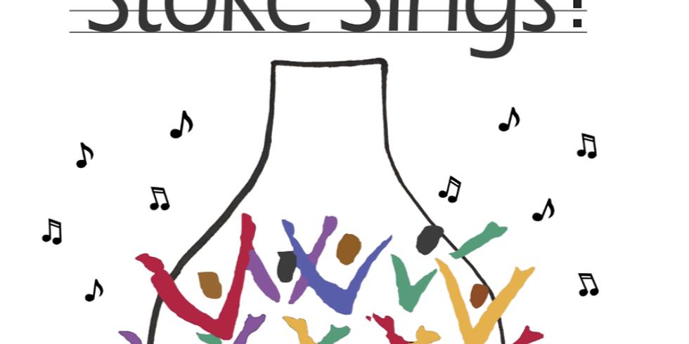 Up Men Sing at Stoke Sings