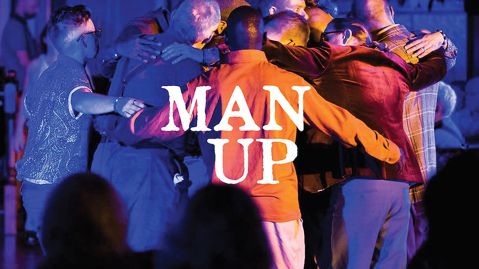 Man Up - Project Evaluation Book