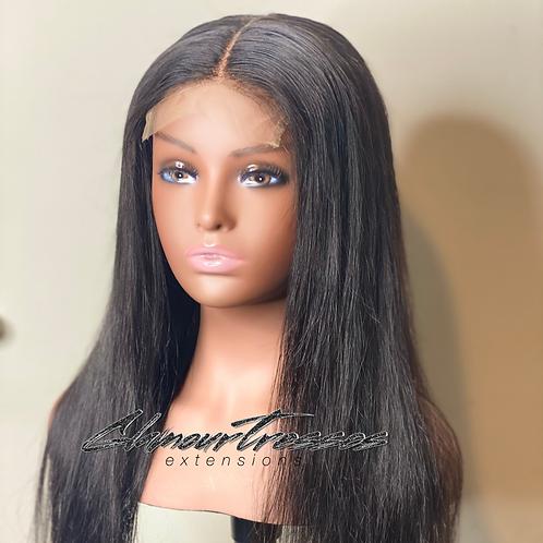 Lace Closure Wig