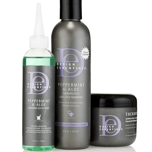 Soothing Scalp Care Set