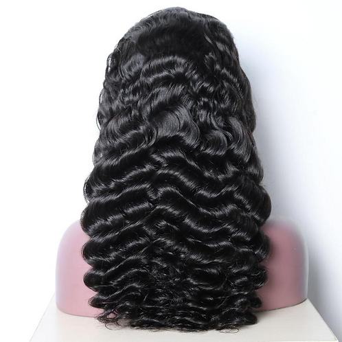 Loose Wave Lace Frontal Unit