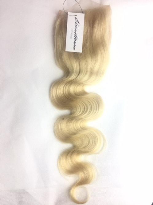 #613 Russian Blonde Closure