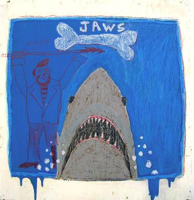 Jaws VS Captain Ahab