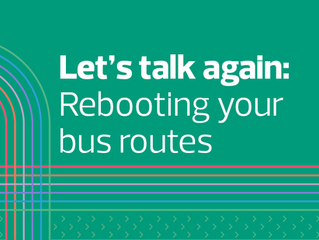 Rebooting Your Bus Routes