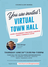 Town Hall - June 24th