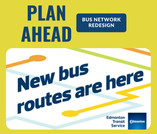 Welcome to our new bus network!