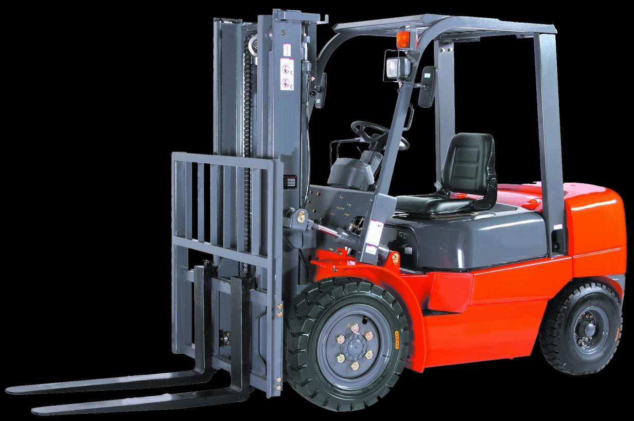 Forklift operation for licensing