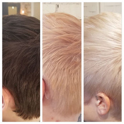 Box color to platinum progression.