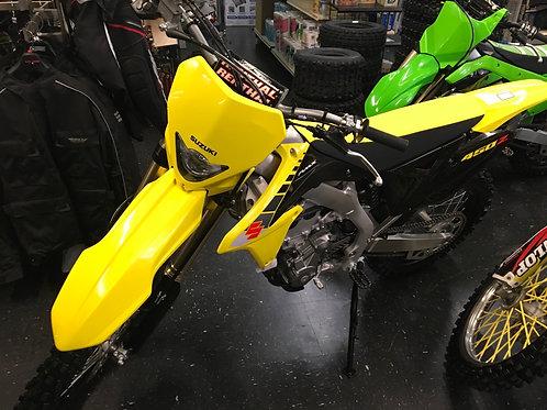 2017 Suzuki RMX 450