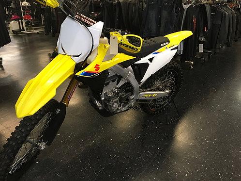 2019 Suzuki RMZ 450f