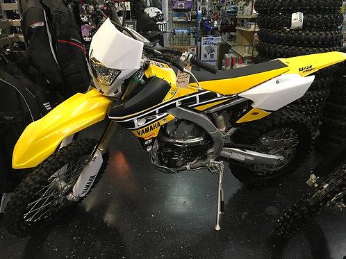 2017 Yamaha WR 450 F