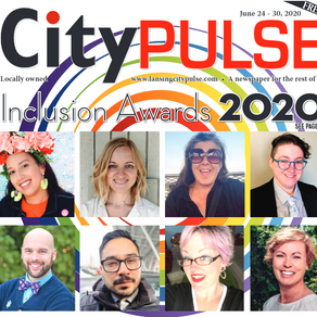 Trans-ilience Director Jae Puckett named for City Pulse Inclusion Award!