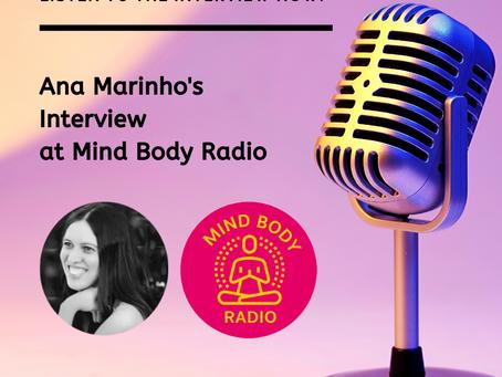 Interview at Mind Body Radio