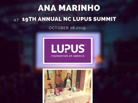 Guest Speaker: 19th Annual NC Lupus Summit October 2019