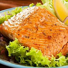 Grillade salmon tandoori