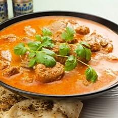 Agneau curry