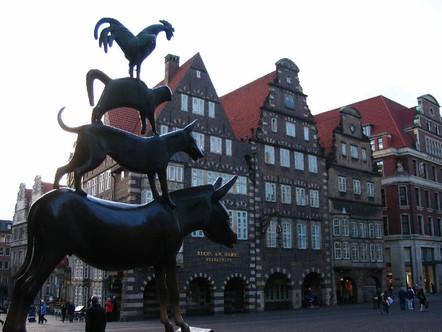 Tourismus kommen gern nach Bremen