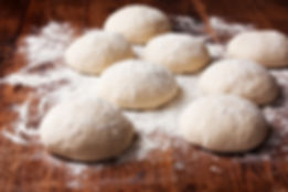 Dough, pizza dough, sourdough