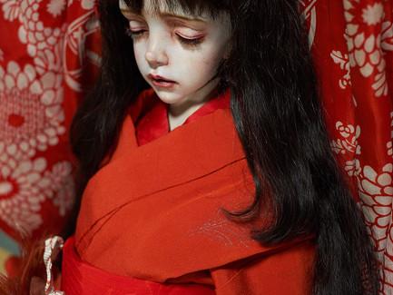 ■中川多理 人形展「物語の中の少女」 夜想・中川多理特集出版記念展