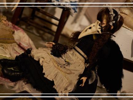 〜Ephemera〜Tari Nakagawa Doll mail magazine