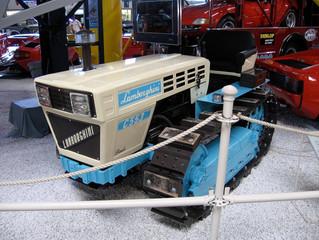 Lamborghini... Tractors