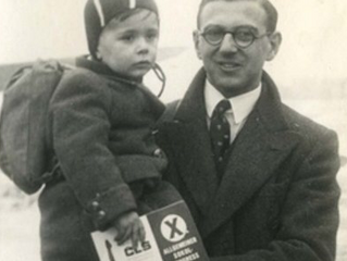 Sir Nicholas Winton, another Hidden Hero